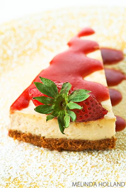 Toukies Vegan Cheesecake