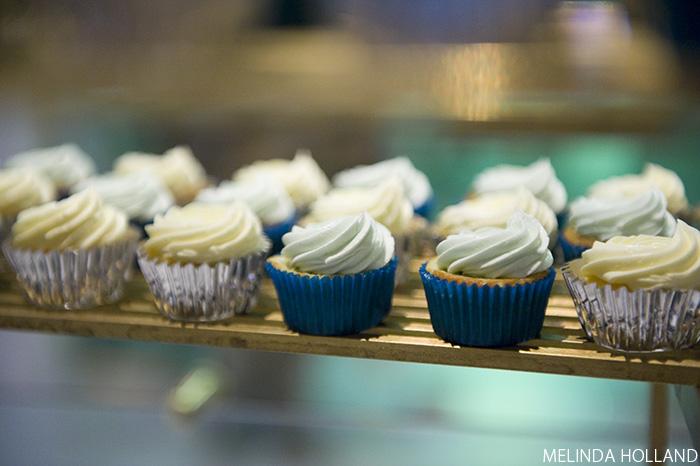 Cupcakes, TCW Event, Bottega Louie